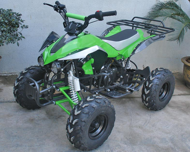 Four Wheelers For Sale Cheap Near Me >> Cms 110cc Youth Atv W Remote Shut Off Safety Licensed Dealers Only