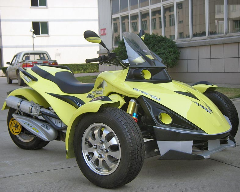 can am scooter