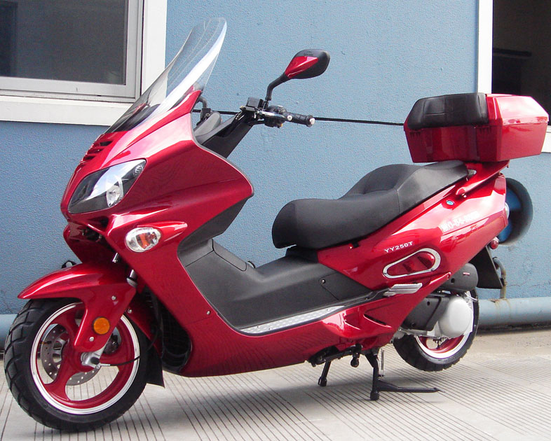 Scooter 250cc 250-22 on