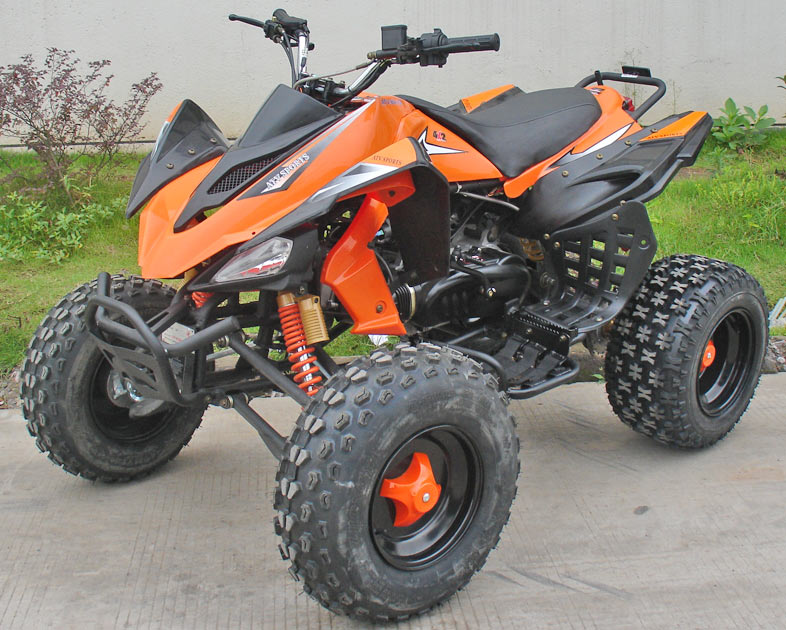 Countyimports Com Motorcycles Scooters 150cc Predator Rs Sport Atv Fully Automatic W Reverse Licensed Dealers Only