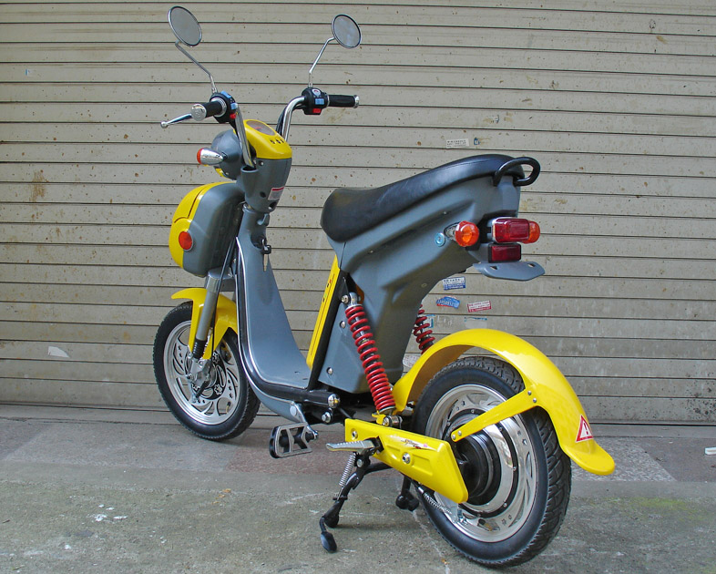 electric scooter terminator scooters