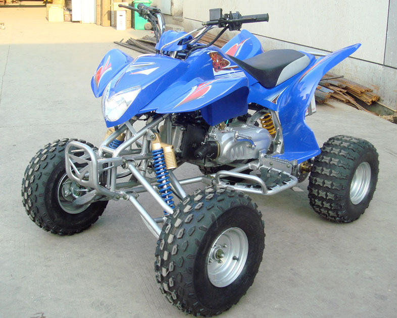 Cms Venom Xl 150cc Atv - Fully Automatic