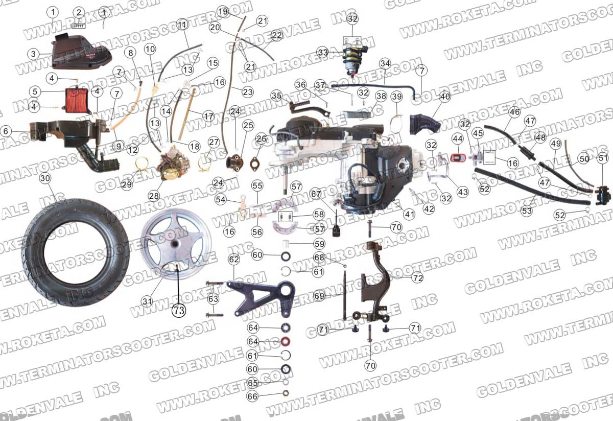 honda xr100r engine diagram  honda  auto wiring diagram