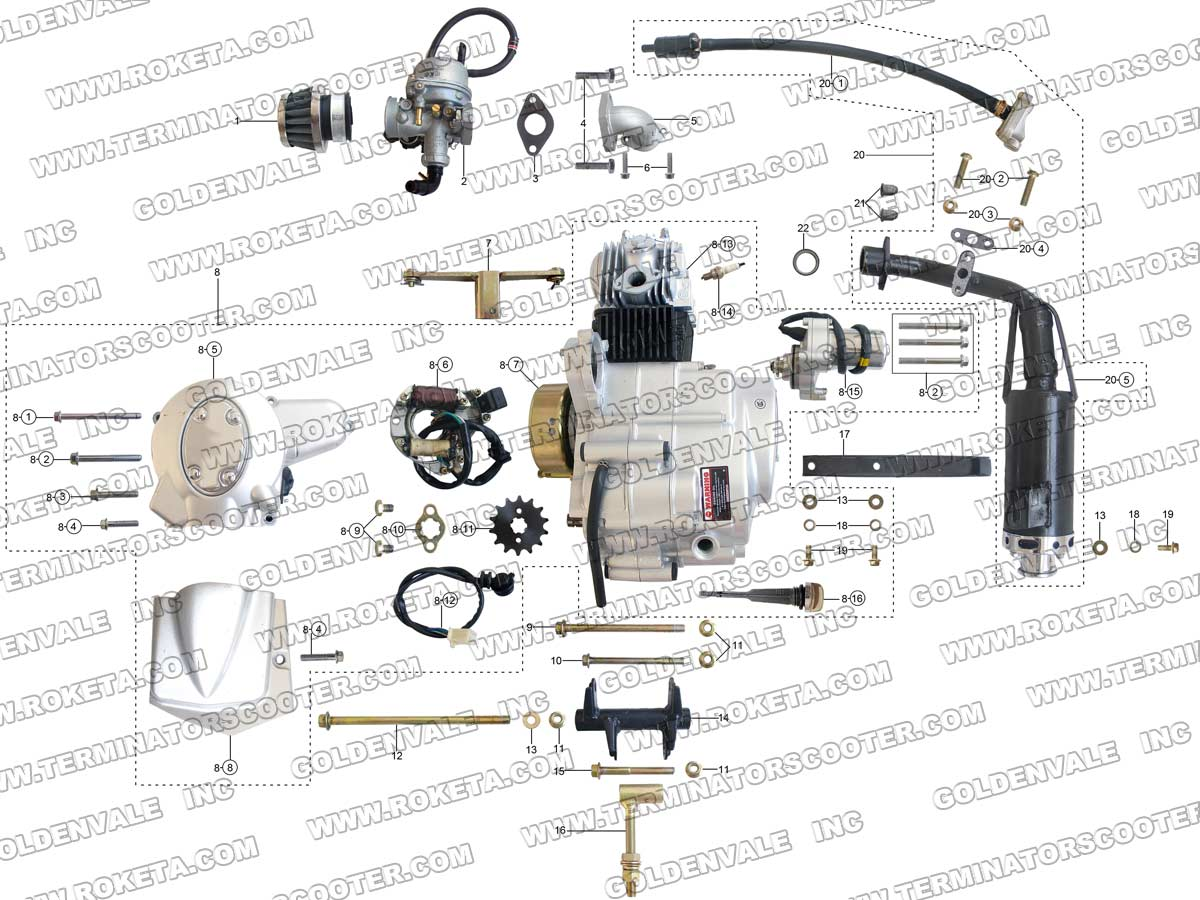 roketa atv wiring schematic  roketa  free engine image for roketa 250cc wiring diagram roketa 250 go kart wiring diagram