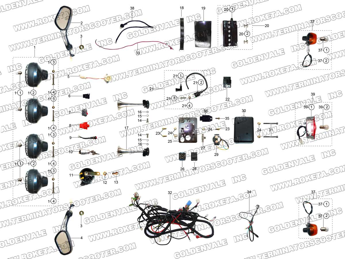 Wiring Diagram For A 74 Super Beetle besides Sch furthermore 310ay Looking Club Car Golf Cart 48 Volt Wiring Diagram further Product veh also 2001 Ezgo Workhorse Gas Golf Cart. on 2011 bad boy buggy wiring diagram